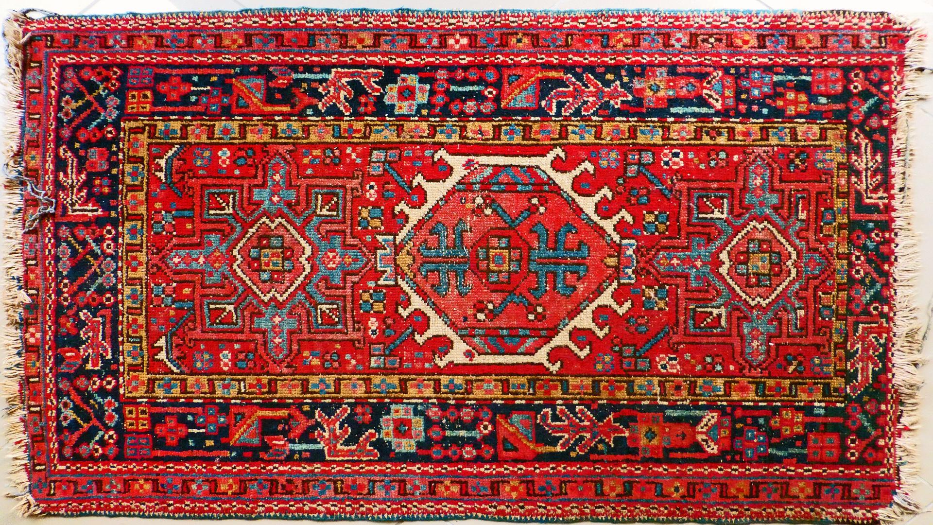 El kilim y la alfombra persa for El paraiso de las alfombras