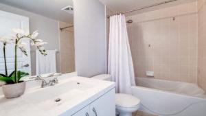 Quieres cambiar los azulejos del baño.1920