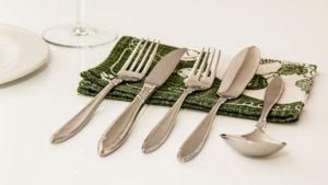 Ideas para colocar las servilletas en la mesa1920