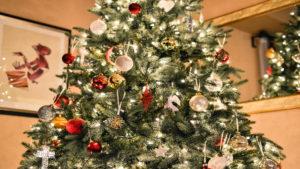 Nos encantan los arboles de Navidad.1920