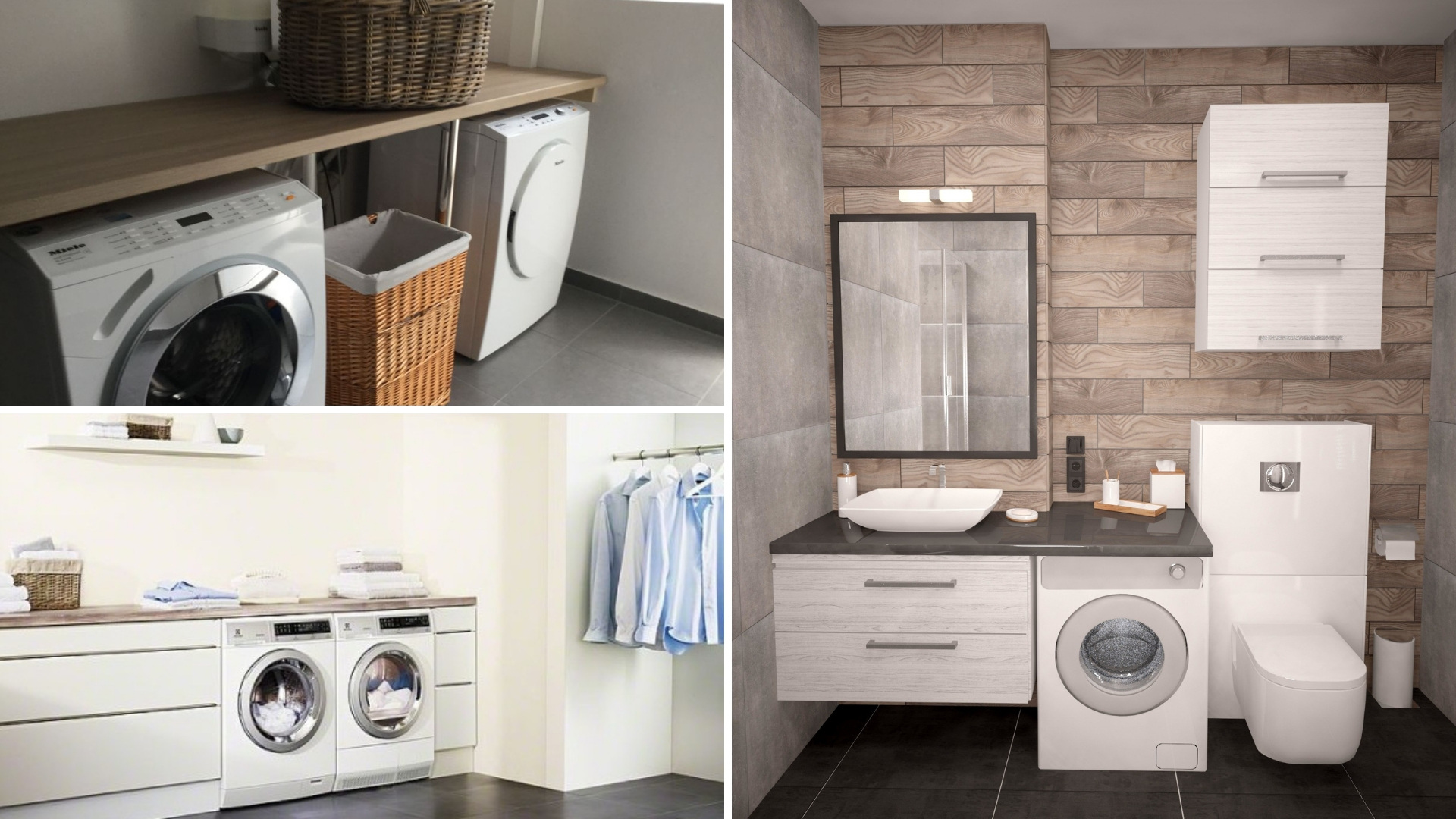 Y si fuera posible montar una lavanderia en casa 1920