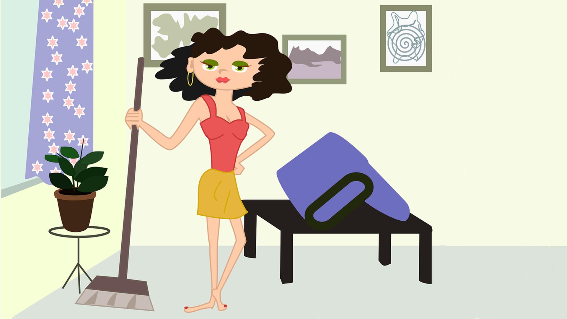 Malos hábitos de limpieza que haces mal1920